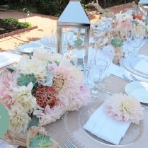 Amazing Shabby Chic Wedding Table Settings 47 About Remodel