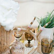 Antler Wedding Ideas