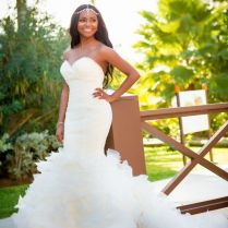 Astonishing Black Women In Wedding Dresses 99 For Your Wedding