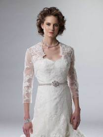 Awesome Wedding Dresses For Brides Over 40 Pictures