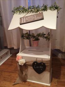Awesome Wedding Wishing Well Ideas Contemporary