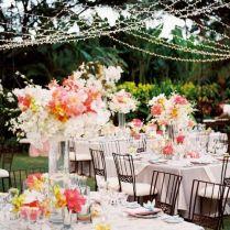 Backyard Wedding Decorations 55 Backyard Wedding Reception Ideas