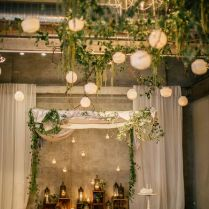Beautiful And Stylish Wedding Hanging Decorations