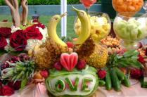 Beautiful Fruit Tray Ideas For Weddings Photos