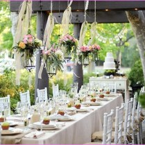 Beautiful Rustic Shabby Chic Wedding Ideas