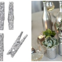 Beautiful Silver Wedding Decoration Ideas Pictures