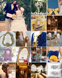 Beauty & The Beast { Fairytale Romance }