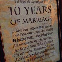 Best 25 10 Year Anniversary Gift Ideas On Emasscraft Org