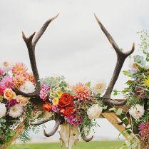 Best 25 Antler Wedding Decor Ideas On Emasscraft Org