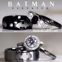 Best 25 Batman Wedding Rings Ideas On Emasscraft Org