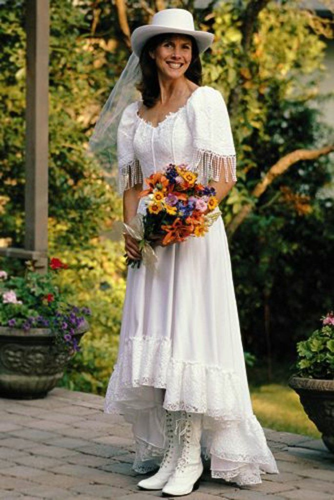 Country Western Dress For Weddings