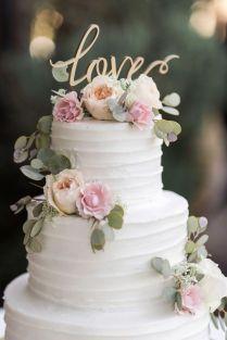 Best 25 Floral Wedding Cakes Ideas On Emasscraft Org