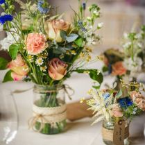 Best 25 Jam Jar Flowers Ideas On Emasscraft Org