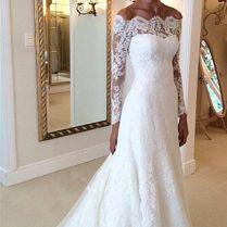 Best 25 Lace Wedding Dresses Ideas On Emasscraft Org