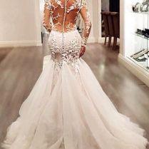 Best 25 Mermaid Wedding Dresses Ideas On Emasscraft Org