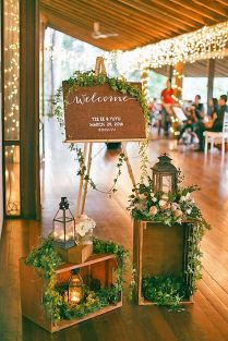 Best 25 Natural Wedding Decor Ideas On Emasscraft Org