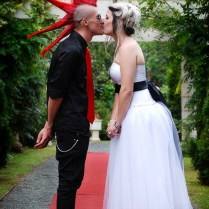 Best 25 Punk Rock Wedding Ideas On Pinterest