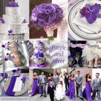 Best 25 Purple Silver Wedding Ideas On Emasscraft Org