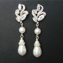 Best 25 Vintage Bridal Earrings Ideas On Emasscraft Org