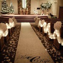 Best 25 Wedding Pew Decorations Ideas On Emasscraft Org