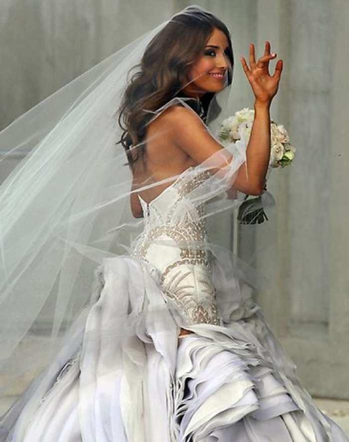 J Aton Couture Wedding Dress