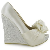 Best Wedding Wedges Shoes 14