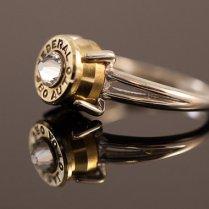 Bullet Wedding Rings Wonderful Idea B23 About Bullet Wedding Rings