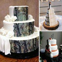 Camo Wedding Cakes You Had Me At Camo 5 Cake Themes For Your Camo