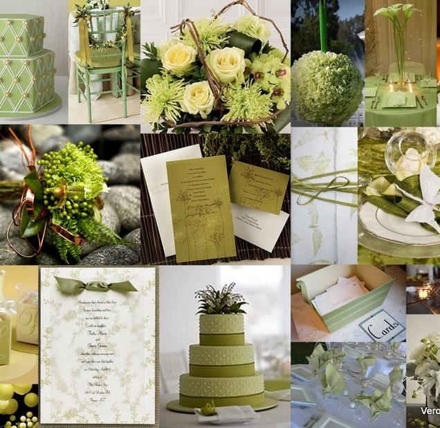 Celadon Wedding Color