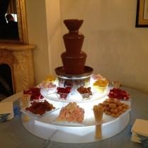 Chocolate Fountains