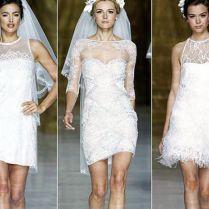 City Hall Wedding Dresses