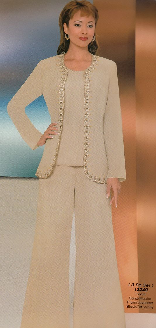 David's Bridal Pant Suits for Mother's
