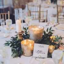 Decorations For Wedding Reception Tables