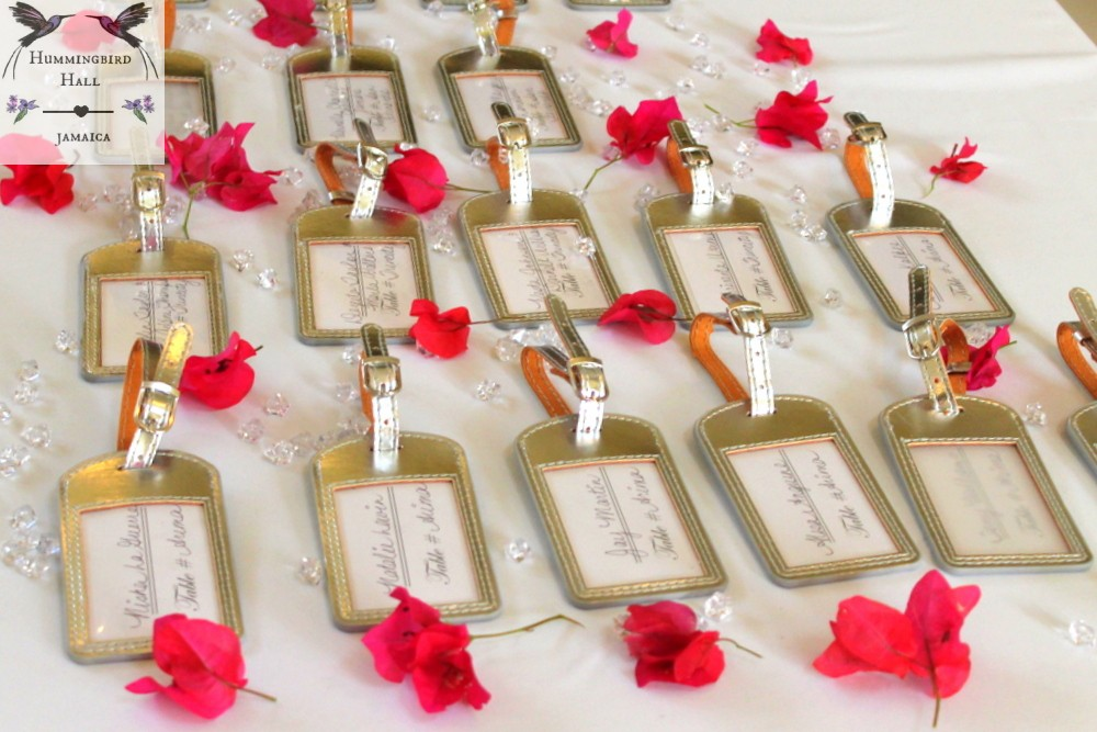 Charmant Jamaican Wedding Favors Ideen - Brautkleider Ideen ...