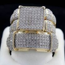Ebay Wedding Rings Sets
