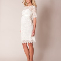 Elegant Maternity Wedding Dresses Short 29 About Western Wedding