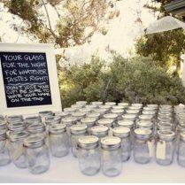 Emejing Mason Jars Wedding Ideas Gallery