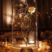 Enchanted Rose Beauty And The Beast Wedding Will Pursell Beauty