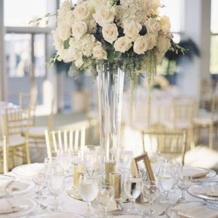 Enchanting Table Centrepieces Ideas For Weddings 47 In Table