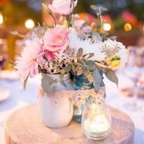 Excellent Ideas Shabby Chic Centerpieces Wedding Centerpiece