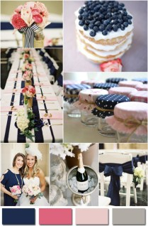 Extraordinary Blue And Gray Wedding Decorations 64 On Diy Wedding