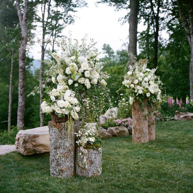 Fancy Altar Decorations For Outdoor Wedding 51 In Wedding