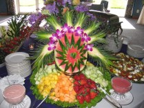 Fancy Fruit Trays Pictures