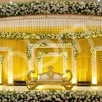 Fancy Stage Decoration For Wedding With Photos 38 With Additional