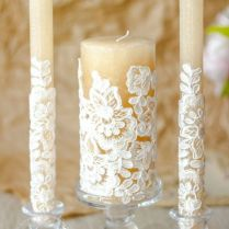 Fascinating Lace Wedding Decoration Ideas 80 For Your Table
