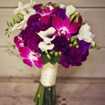 Fuschia Flowers For Wedding Best 25 Fuschia Wedding Ideas On