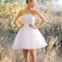 Great Short Wedding Dress With Cowgirl Boots 53 For Discount