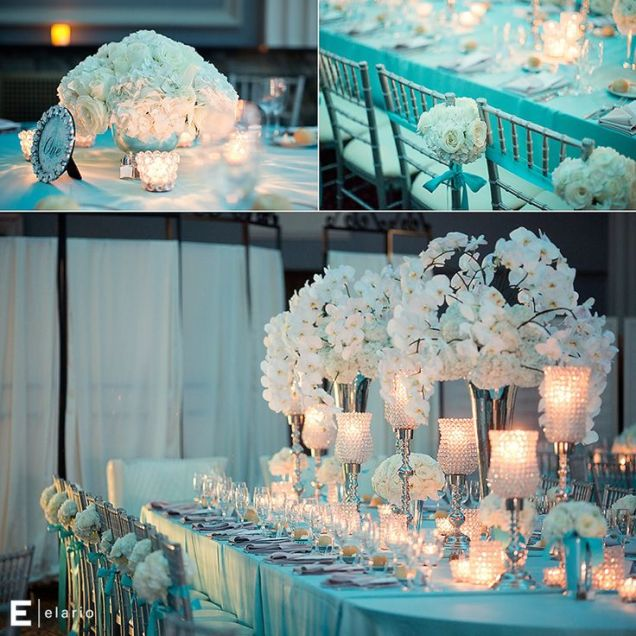 Great Tiffany Blue Wedding Decoration Ideas 12 With Additional