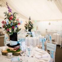 Heath House, Alice In Wonderland Wedding, Alice In Wonderland