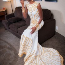 Here's What No One Tells You About African Wedding Dress